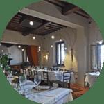 La torre ristorante a Montecarlo - Lucca